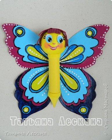 Доброго времени суток всем гостям! Представляю вашему вниманию мою новую куколку- Бабочку-кокетку. Решила я сделать для себя куколку- талисман, вот и родилась на свет эта красотка. фото 3