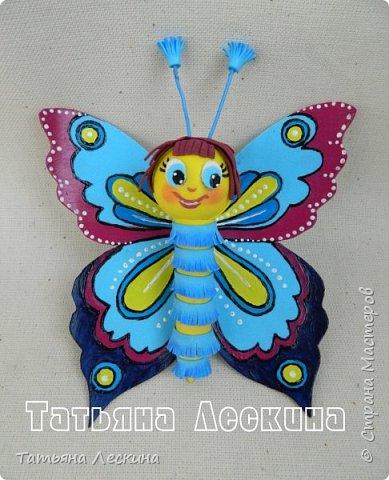 Доброго времени суток всем гостям! Представляю вашему вниманию мою новую куколку- Бабочку-кокетку. Решила я сделать для себя куколку- талисман, вот и родилась на свет эта красотка. фото 4