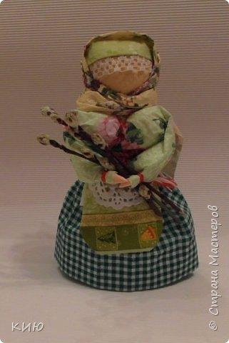 Кукла Вербница фото 1