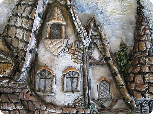 Где-то он есть, этот замок из сказки, Радуга блещет, играя, звеня, Щедро раздаривая чудо-краски… …только в том замке, увы, нет меня. фото 4