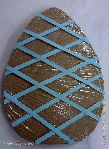 Маленький сувенир к пасхе можно сделать с детьми за 2-3 урока. И маленький МК   http://stranamasterov.ru/node/742600-пасхальный сувенир фото 4