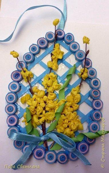 Маленький сувенир к пасхе можно сделать с детьми за 2-3 урока. И маленький МК   http://stranamasterov.ru/node/742600-пасхальный сувенир фото 1
