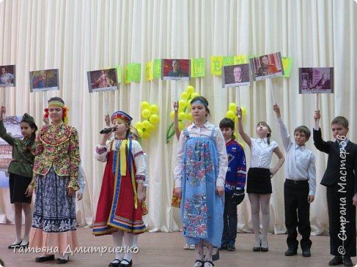 """Всем,здравствуйте!У нас в школе проходил фестиваль""""Народы Поволжья"""".Классы представляли национальности ,живущие у нас,в Поволжье. Наш класс представлял Украину.Костюмы делали сами,так как готовых мы не нашли.Веночки получились очень яркие и красивые. фото 41"""