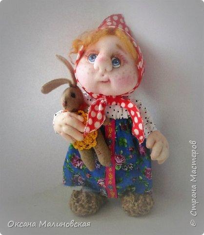 Кукла сшилась на день рождение подруге. фото 1