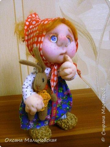 Кукла сшилась на день рождение подруге. фото 6