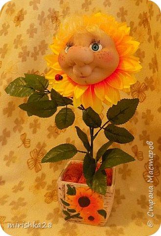 Цветочки в моём садочке фото 2