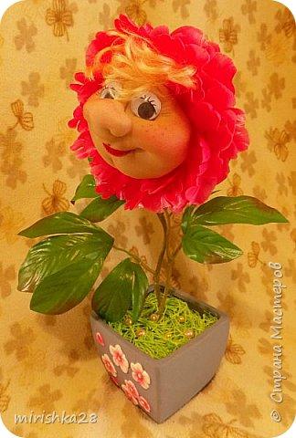 Цветочки в моём садочке фото 3