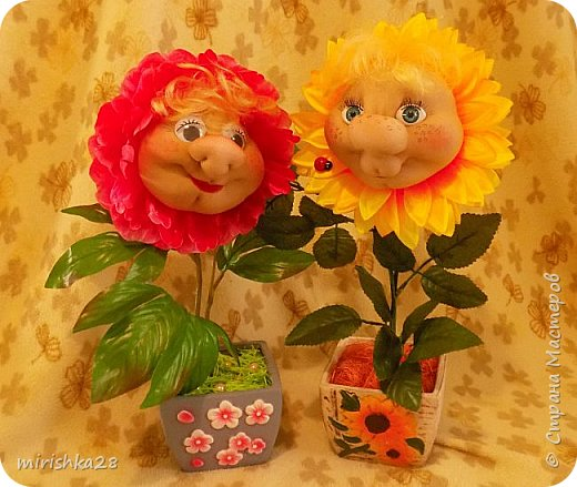 Цветочки в моём садочке фото 1