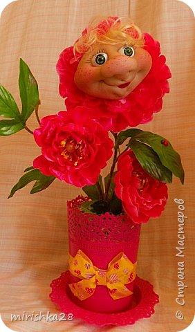 Цветочки в моём садочке фото 4