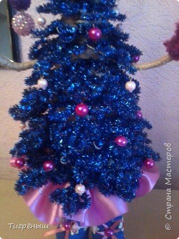 Вечер добрый всем . Мои первые новогодние ёлочки в разгар весны )) Делала в январе их фото 13
