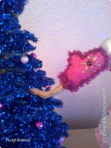 Вечер добрый всем . Мои первые новогодние ёлочки в разгар весны )) Делала в январе их фото 14