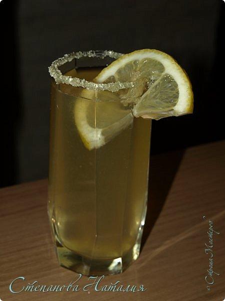 Доброе утро) Делюсь с вами рецептом гениального напитка! В СМ есть уже МК мятного лимонада, но мой немного отличается технологией приготовления, а потом ещё один кулинарный МК лишним не будет! фото 7