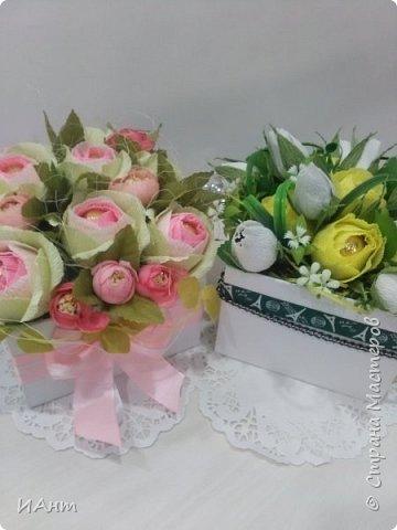 Всем привееет!!! С весной вас...какая чудесная пора все цветет...а запах))) хочу поделиться своими  проделанными работами фото 3