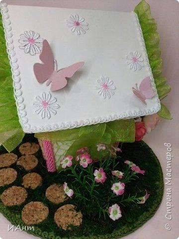 Всем привееет!!! С весной вас...какая чудесная пора все цветет...а запах))) хочу поделиться своими  проделанными работами фото 10