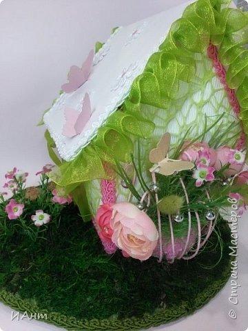 Всем привееет!!! С весной вас...какая чудесная пора все цветет...а запах))) хочу поделиться своими  проделанными работами фото 11