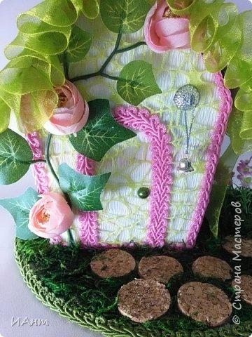 Всем привееет!!! С весной вас...какая чудесная пора все цветет...а запах))) хочу поделиться своими  проделанными работами фото 12