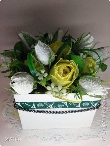 Всем привееет!!! С весной вас...какая чудесная пора все цветет...а запах))) хочу поделиться своими  проделанными работами фото 5
