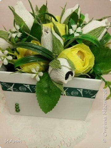 Всем привееет!!! С весной вас...какая чудесная пора все цветет...а запах))) хочу поделиться своими  проделанными работами фото 4