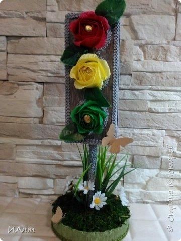 Всем привееет!!! С весной вас...какая чудесная пора все цветет...а запах))) хочу поделиться своими  проделанными работами фото 16