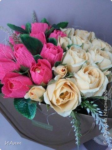 Всем привееет!!! С весной вас...какая чудесная пора все цветет...а запах))) хочу поделиться своими  проделанными работами фото 15