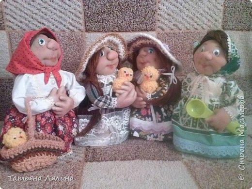 Дорогие жители Страны мастеров, всех с наступающим праздником Светлой Пасхи! В преддверии праздника родилась идея вот таких лялек фото 5