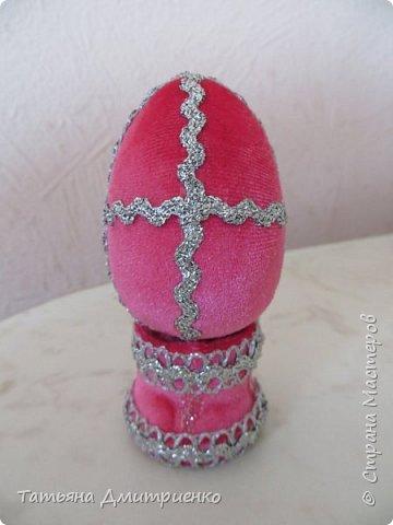 Всем, здравствуйте!Очень понравились Пасхальные яйца,сделанные Светланой Хачиной и её дочерью Радмилой.  http://stranamasterov.ru/node/709253  Вот решилась сделать фото 30