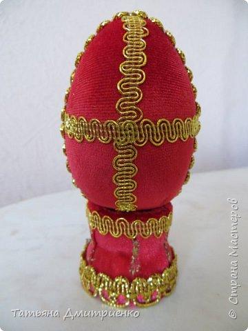 Всем, здравствуйте!Очень понравились Пасхальные яйца,сделанные Светланой Хачиной и её дочерью Радмилой.  http://stranamasterov.ru/node/709253  Вот решилась сделать фото 33