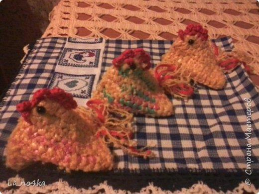 Пасхальные цыплята с сюрпризом фото 4