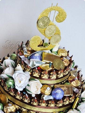 Вот такой торт мужчине у меня получился) фото 2