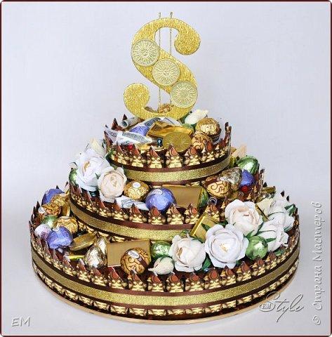 Вот такой торт мужчине у меня получился) фото 1