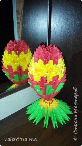 Оригами (моя первая работа) фото 1