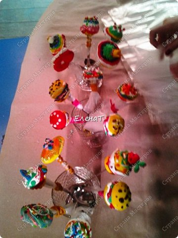 Декорировали столовые приборы) фото 2