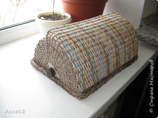 Хлебница фото 1