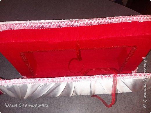 Эту сумочку я делала для своей подружки фото 5