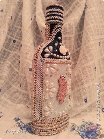 Бутылочка для святой воды в подарок Лизоньке на пасху.  фото 13