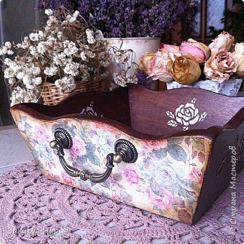 Здравствуй , Страна! продолжаю тему моих деревянных хотелок.  Очередной короб для чего угодно (лук, овощи, фрукты) фото 8