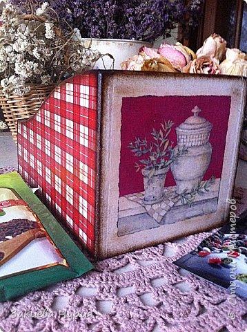 Здравствуй , Страна! продолжаю тему моих деревянных хотелок.  Очередной короб для чего угодно (лук, овощи, фрукты) фото 16