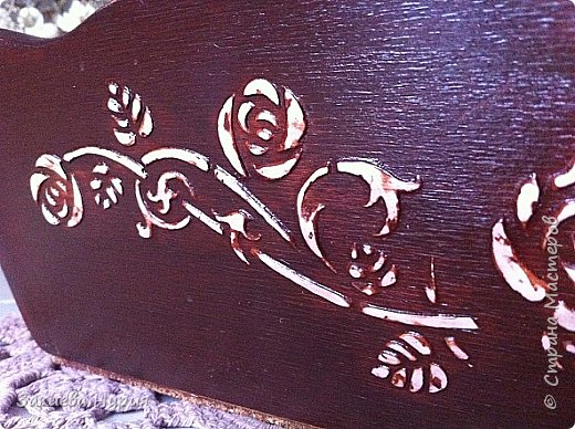 Здравствуй , Страна! продолжаю тему моих деревянных хотелок.  Очередной короб для чего угодно (лук, овощи, фрукты) фото 10