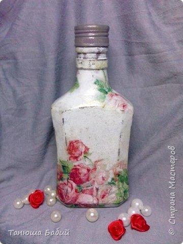 """Бутылочка с лавандой,так сказать """"лицо"""". фото 13"""