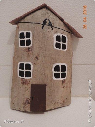 вдохновившись работой Закиевой Нурии, сотворила свой интерьерный домик.