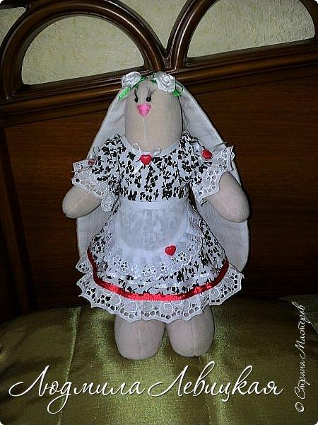 Это моя самая первая куколка... фото 1