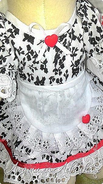 Это моя самая первая куколка... фото 3