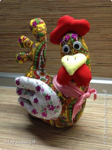 Привет ,Страна Мастеров! Показываю своих курочек,которых сшила на подарки к Пасхе. фото 2