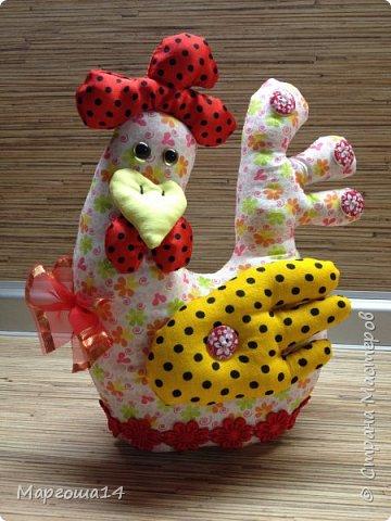 Привет ,Страна Мастеров! Показываю своих курочек,которых сшила на подарки к Пасхе. фото 5