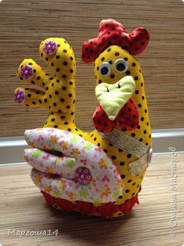 Привет ,Страна Мастеров! Показываю своих курочек,которых сшила на подарки к Пасхе. фото 6