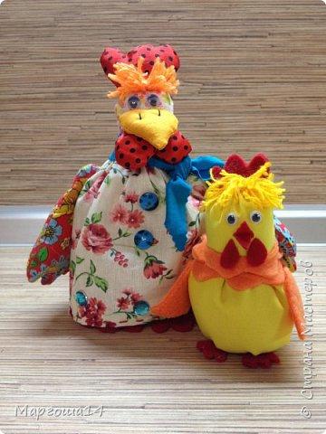 Привет ,Страна Мастеров! Показываю своих курочек,которых сшила на подарки к Пасхе. фото 15