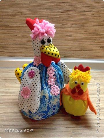 Привет ,Страна Мастеров! Показываю своих курочек,которых сшила на подарки к Пасхе. фото 16
