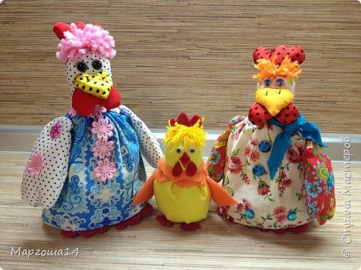 Привет ,Страна Мастеров! Показываю своих курочек,которых сшила на подарки к Пасхе. фото 18