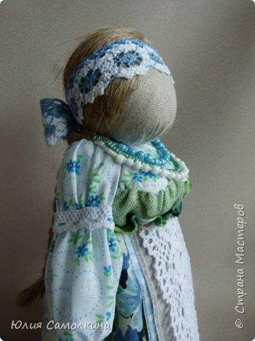 """Кукла в народном стиле """"Лада"""" фото 5"""