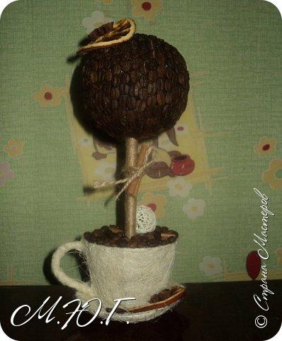 Решила скромно украсить свою кухню,так как я с мужем почитатели кофе,кухня придумалась сама собой)Много сделала сама,кое-что купила и ...вуаля! Вы почувствовали аромат?)))) фото 5